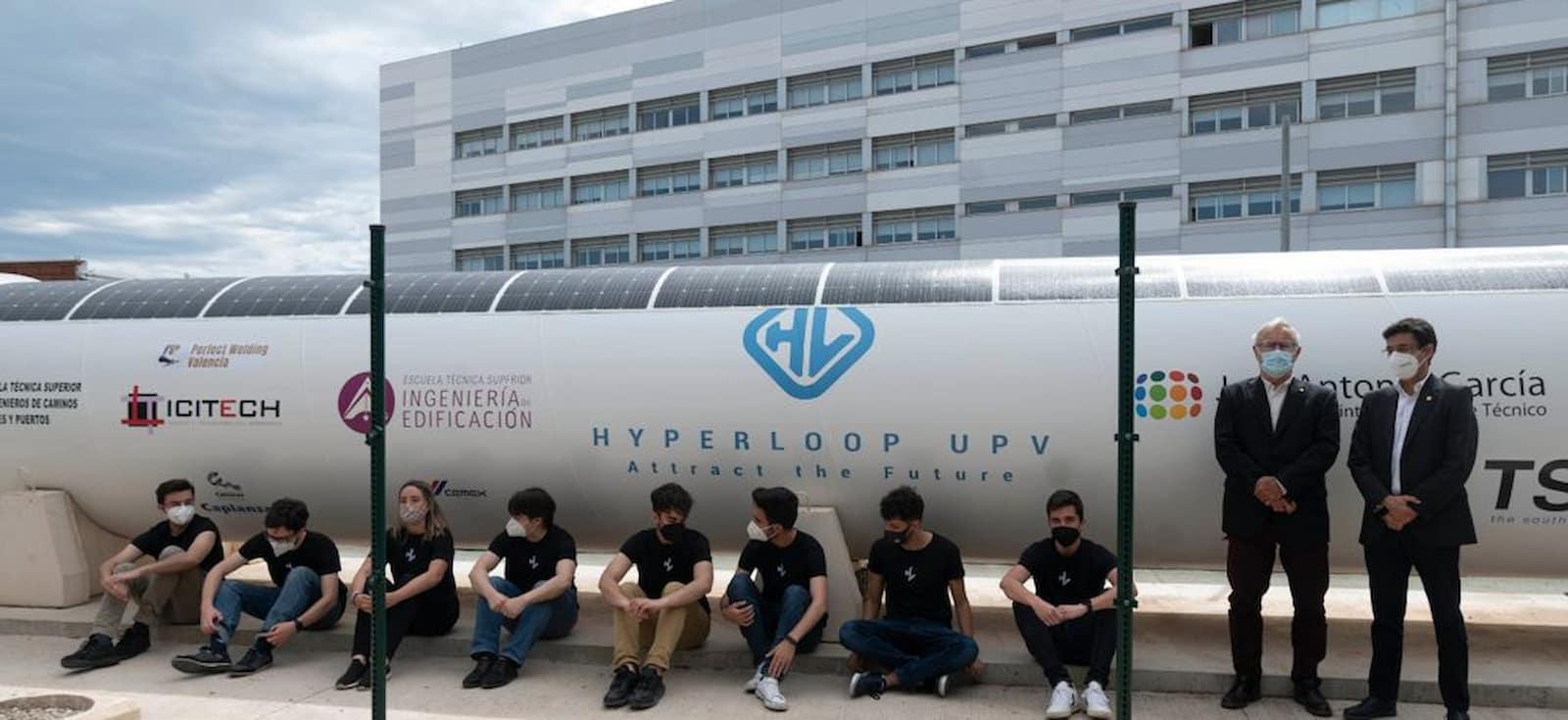 HyperTube, la primera cámara de vacío para pruebas de Hyperloop en España