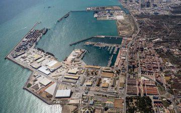 PortCastelló. Puerto de Castellón.