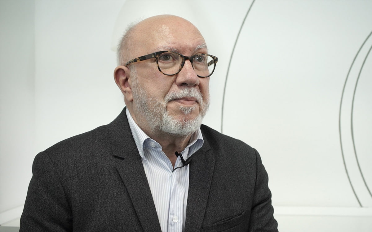José Manuel Alcayna, presidente de Lãberit