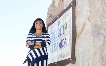 Ana Ulloa, hasta ahora directora del puerto de Castellón