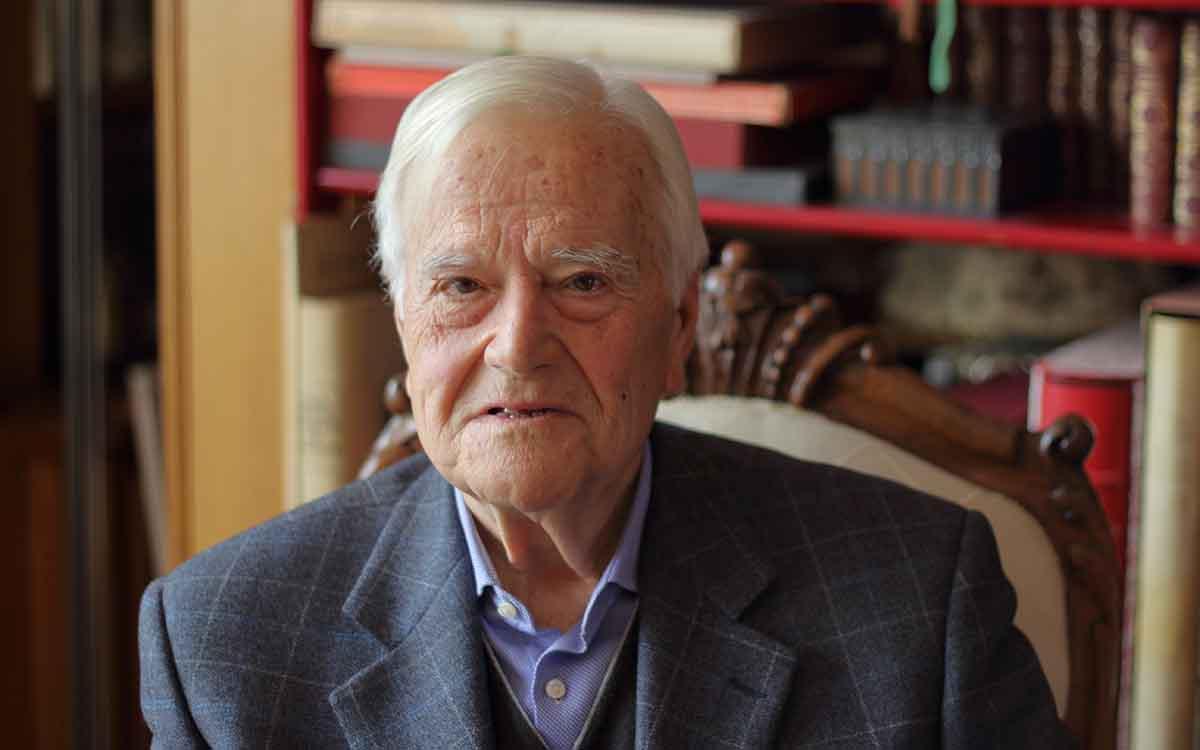 Antonio Birlanga, exconseller de Hacienda de la Generalitat, en una entrevista con Economía 3.