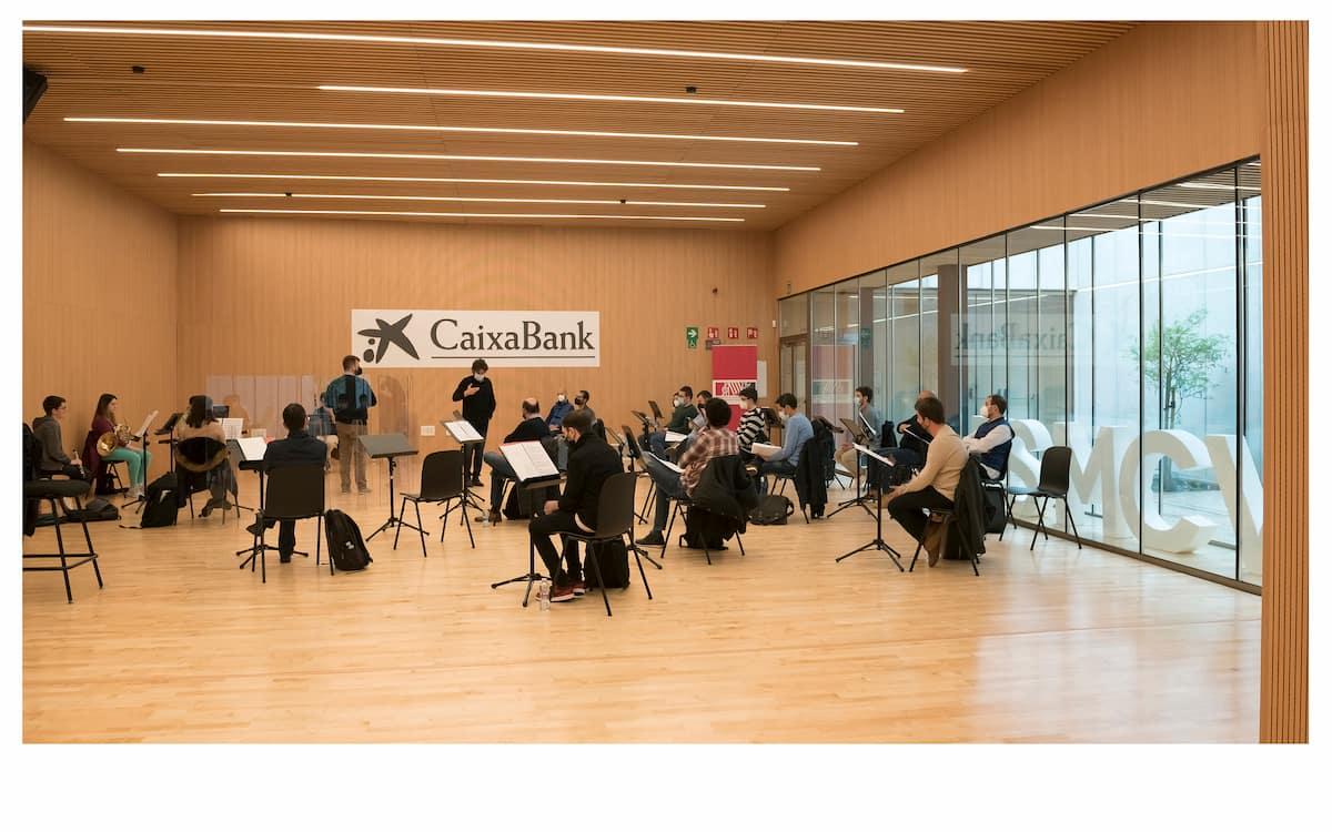 'CaixaBank Escolta València'