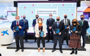 CaixaBank premia las mejores iniciativas hoteleras para adaptarse a la covid