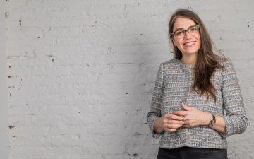 Estela Martín, directora de Comunicación y RSC de SincroGO
