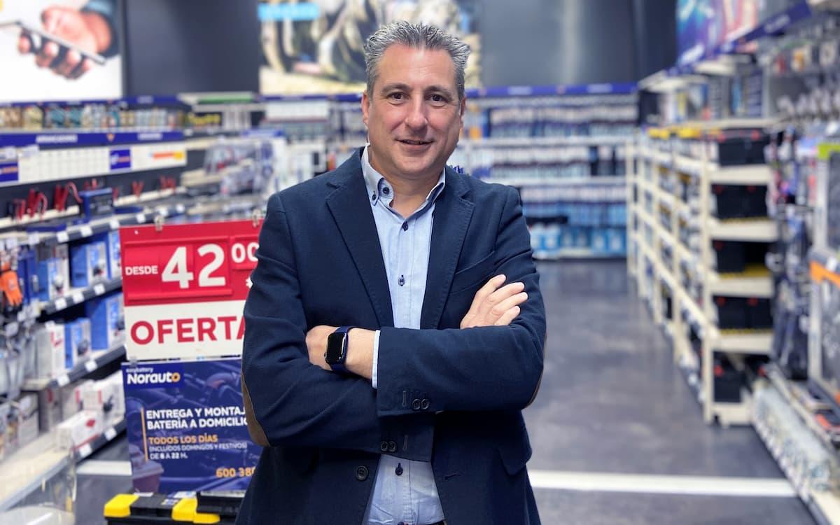 Alberto Pavón, responsable de B2B y Partenariado