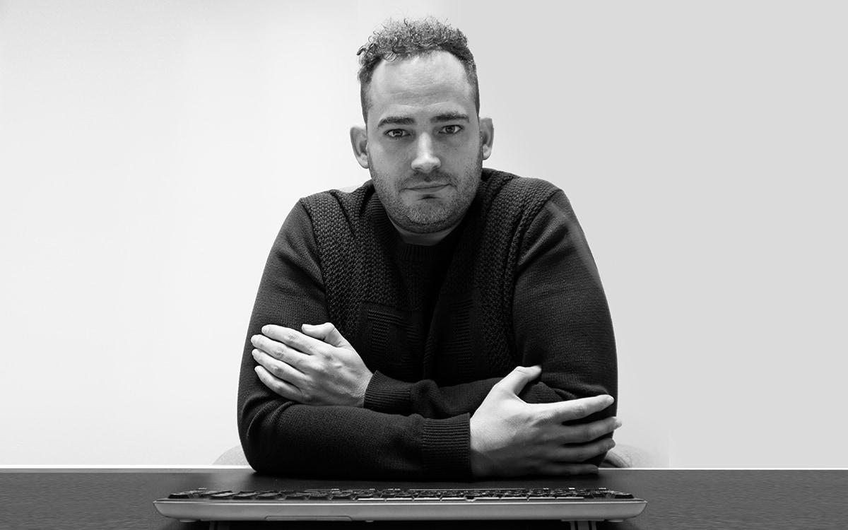 David García Rams, CEO de Jesiva