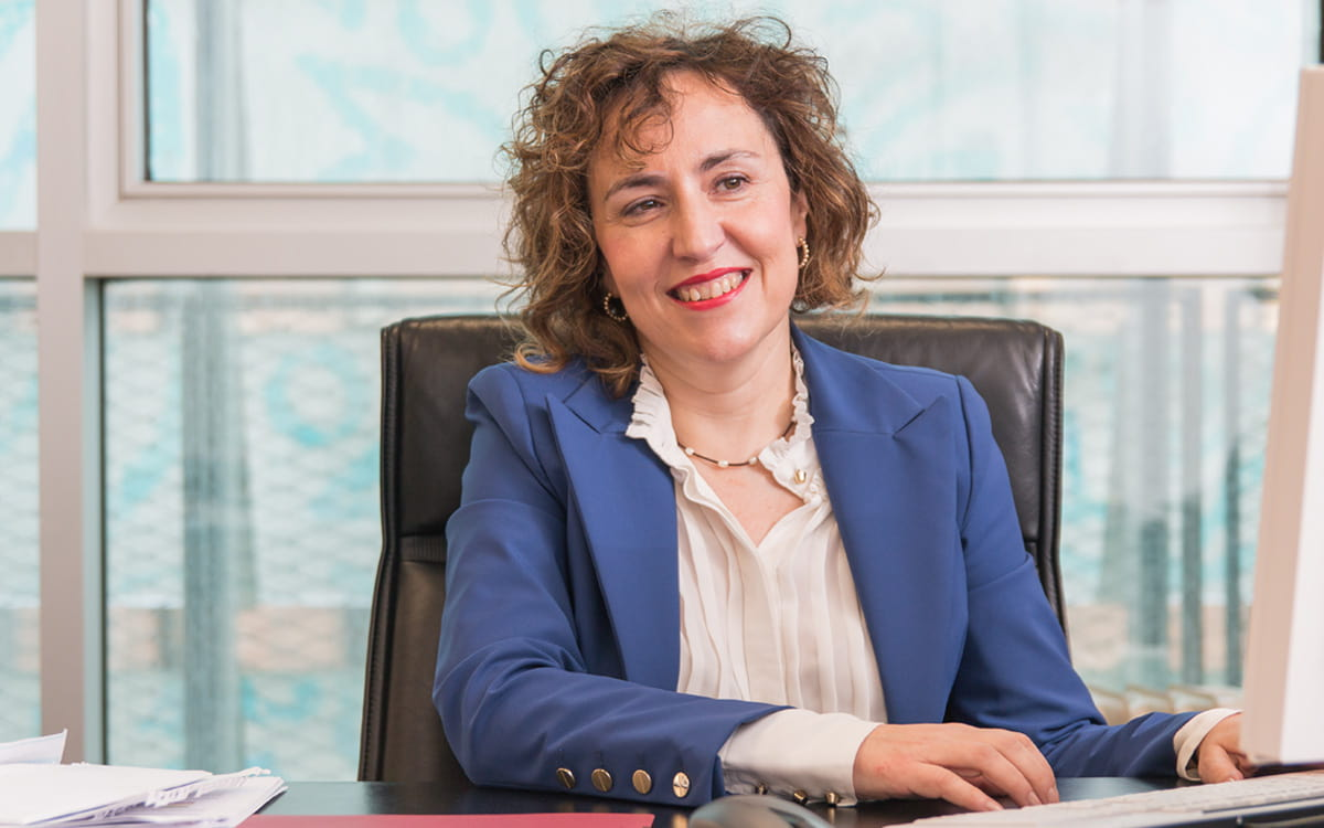 Júlia Company, directora general del Ivace