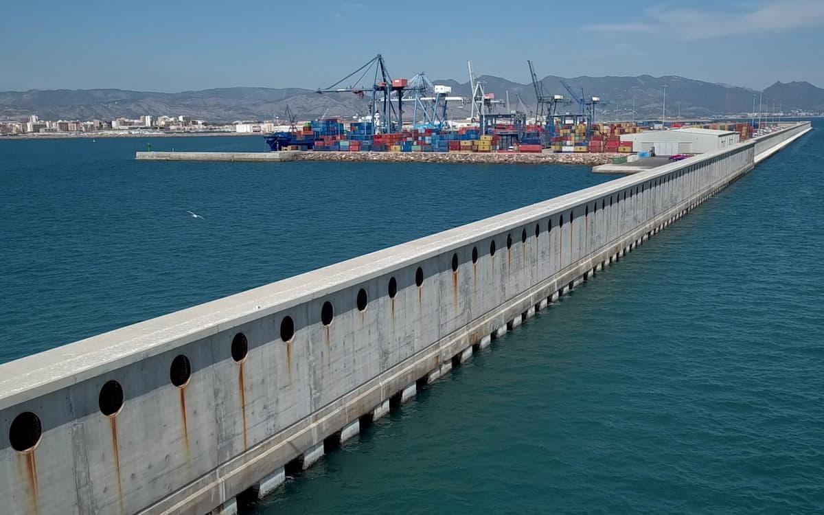 Puerto de Castelló. PortCastelló.