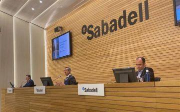 Presentación del nuevo plan estratégico de Banco Sabadell