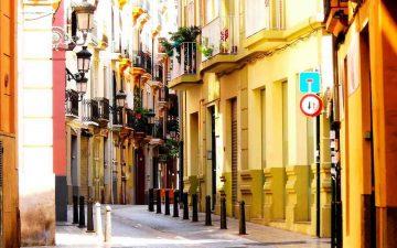 El barrio del Carmen en València
