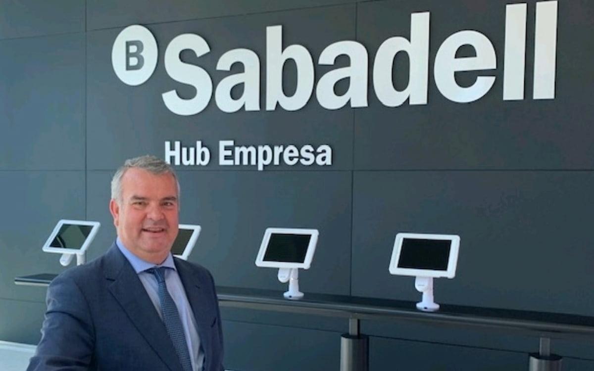 Fernando Canós, de la Territorial Este de Banco Sabadell