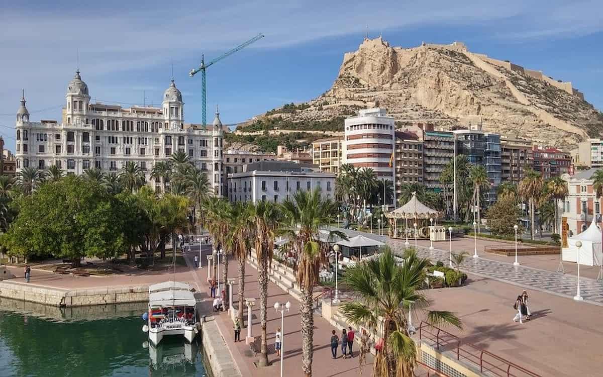 Desciende el turismo en España