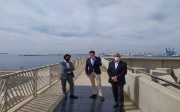 Placas Solares Pisables en Valenciaport