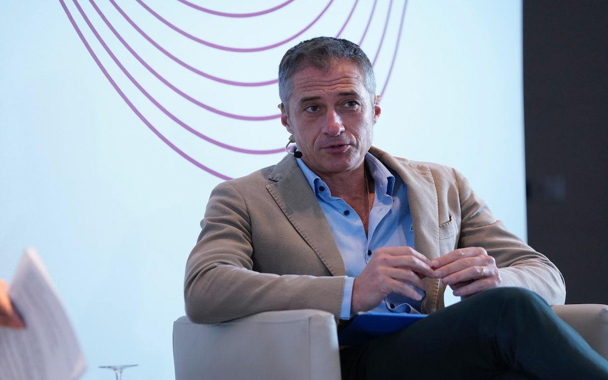 Sergio Elizalde, director comercial de Nueva Pescanova