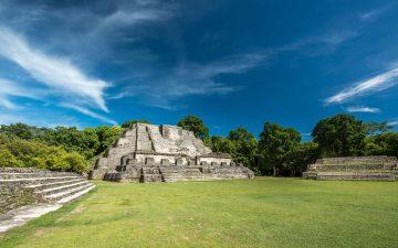 Zonas arqueológicas de Belice