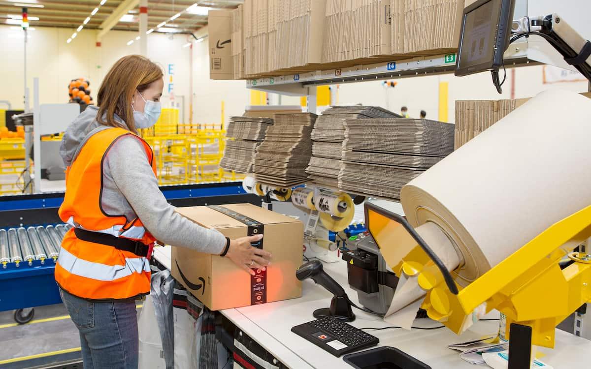 Amazon creará 3.000 nuevos empleos en España