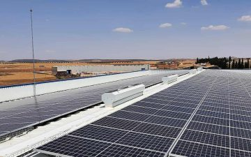 Cubierta Solar finaliza la segunda instalación fotovoltaica para Clazamar