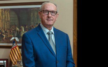 Cristóbal Aguado, presidente de la Asociación Valenciana de Agricultores (AVA-Asaja)
