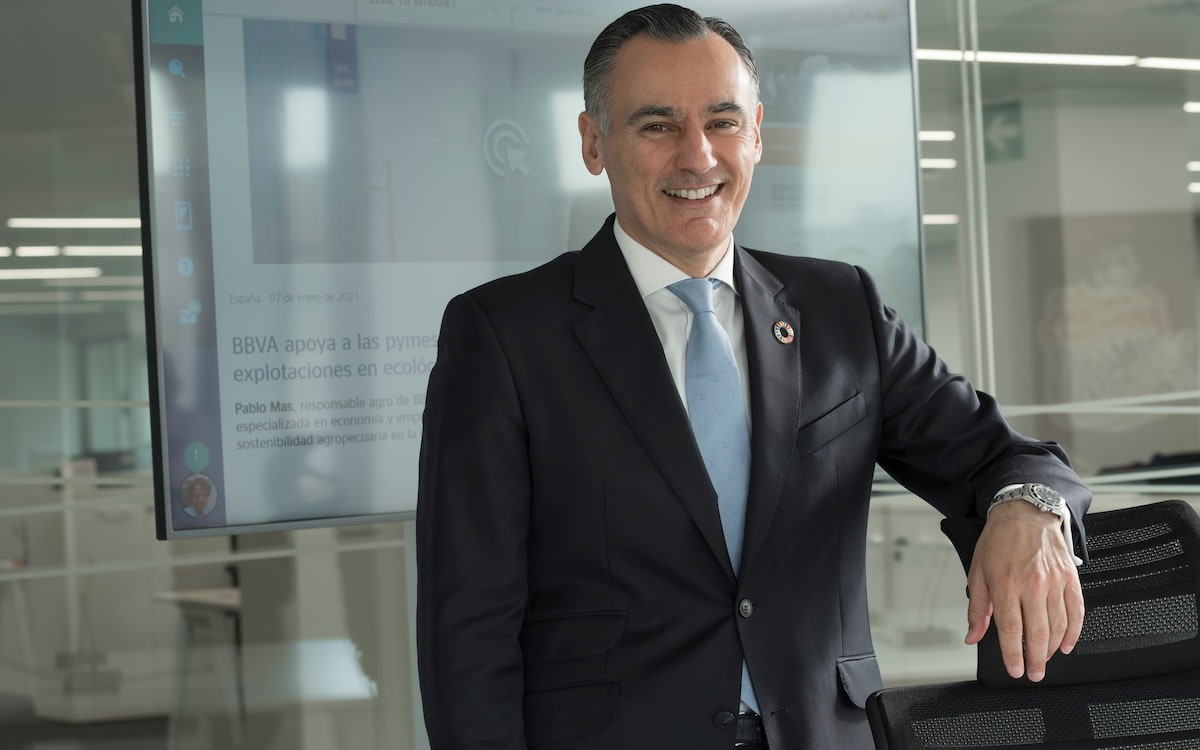Entrevista a David Conde, director de la Territorial Este de BBVA