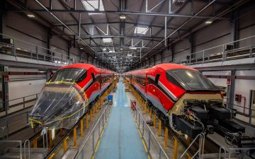Los tres primeros trenes de Ilsa ya han salido de fábrica