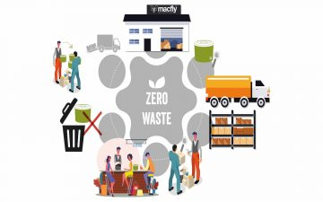 DMC Macfly utiliza geolocalización para reutilizar plásticos