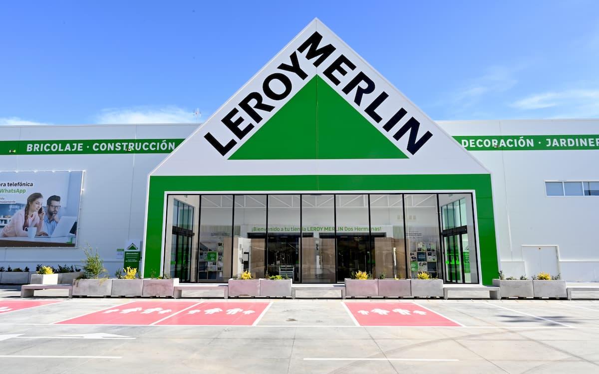 Fachada de Leroy Merlin