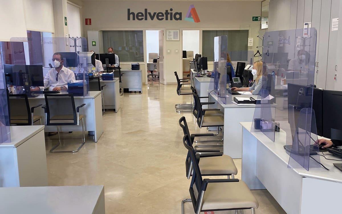 Oficina de Helvetia
