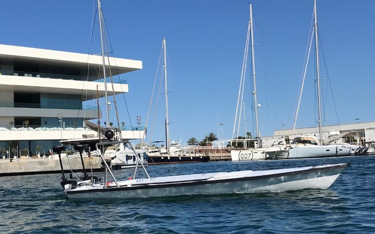 La apuesta valenciana para el MWC: una embarcación teledirigida a través de 5G