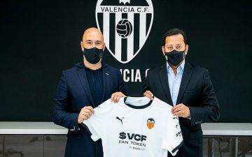 El Valencia crea su 'fan token', una criptomoneda para sus aficionados