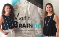 Olga Pérez Alonso y Noemi Álvarez Gutiérrez, fundadoras de Martin Brainon y responsables del proyecto Atemin