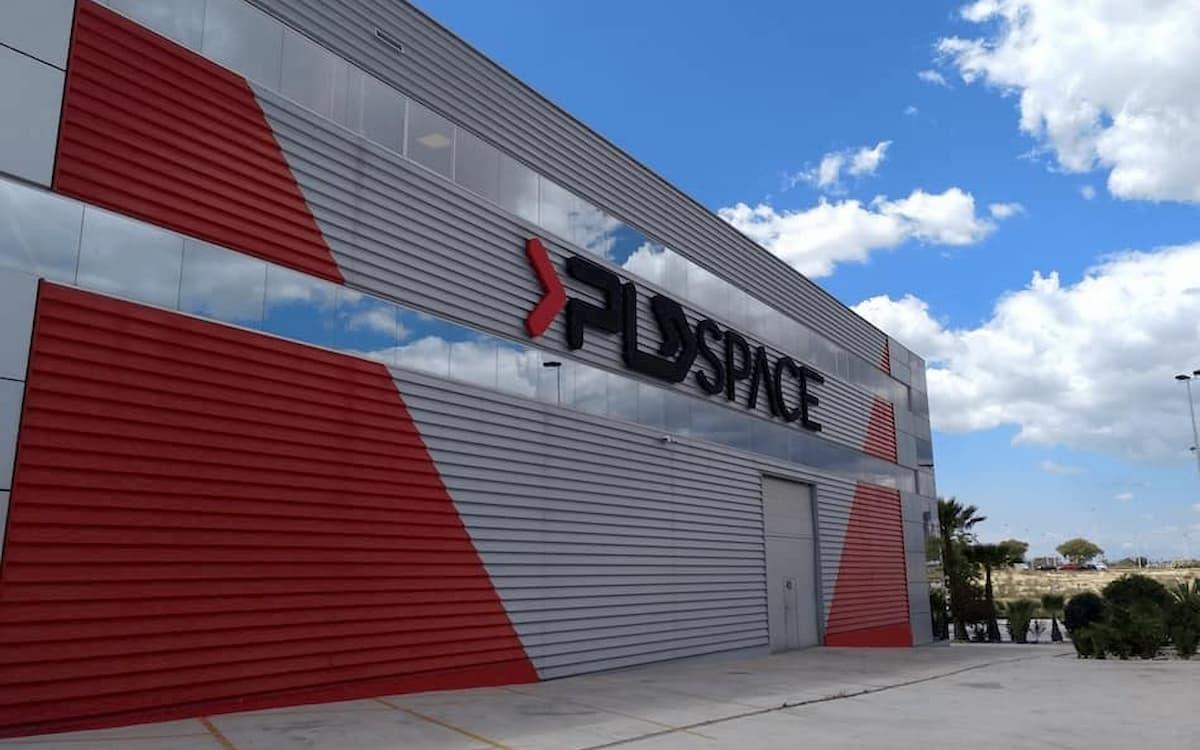Sede de PLD Space