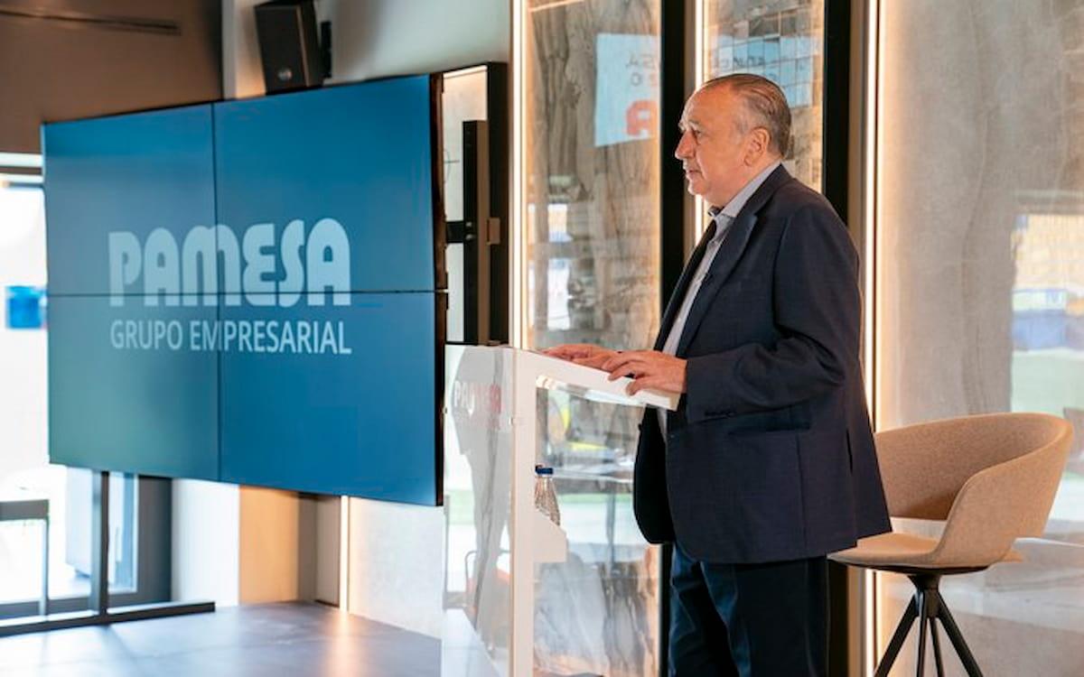 El Grupo Pamesa prevé aumentar las ventas un 45% en 2021 hasta 900 millones