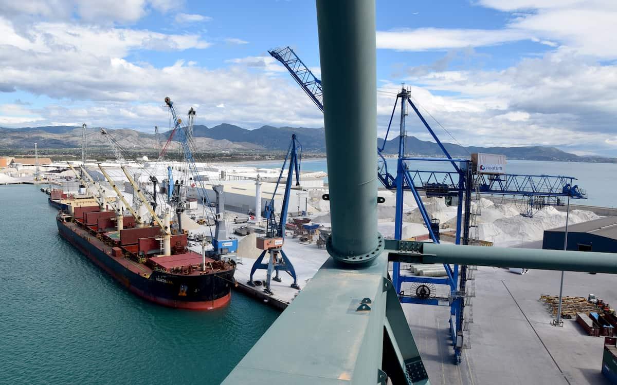 El puerto de Castellón alinea su nuevo Plan Estratégico con los ODS