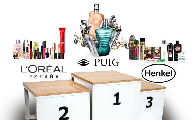 Ranking empresas de cosmética y de cuidado personal