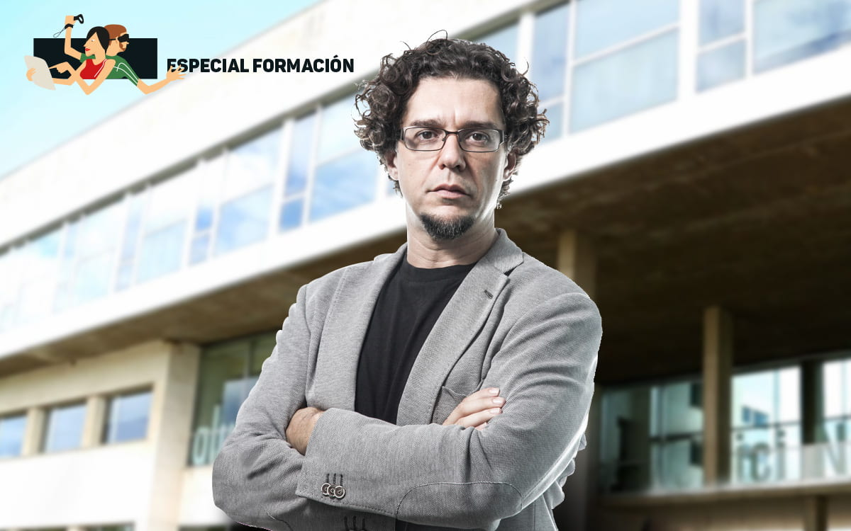 Rafael Monterde Díaz, director del Máster SAP y la Cátedra de Transformación Digital de la Universitat Politècnica de València (UPV)