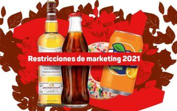 Alcohol y dulces: ¿cómo afecta la restricción publicitaria?