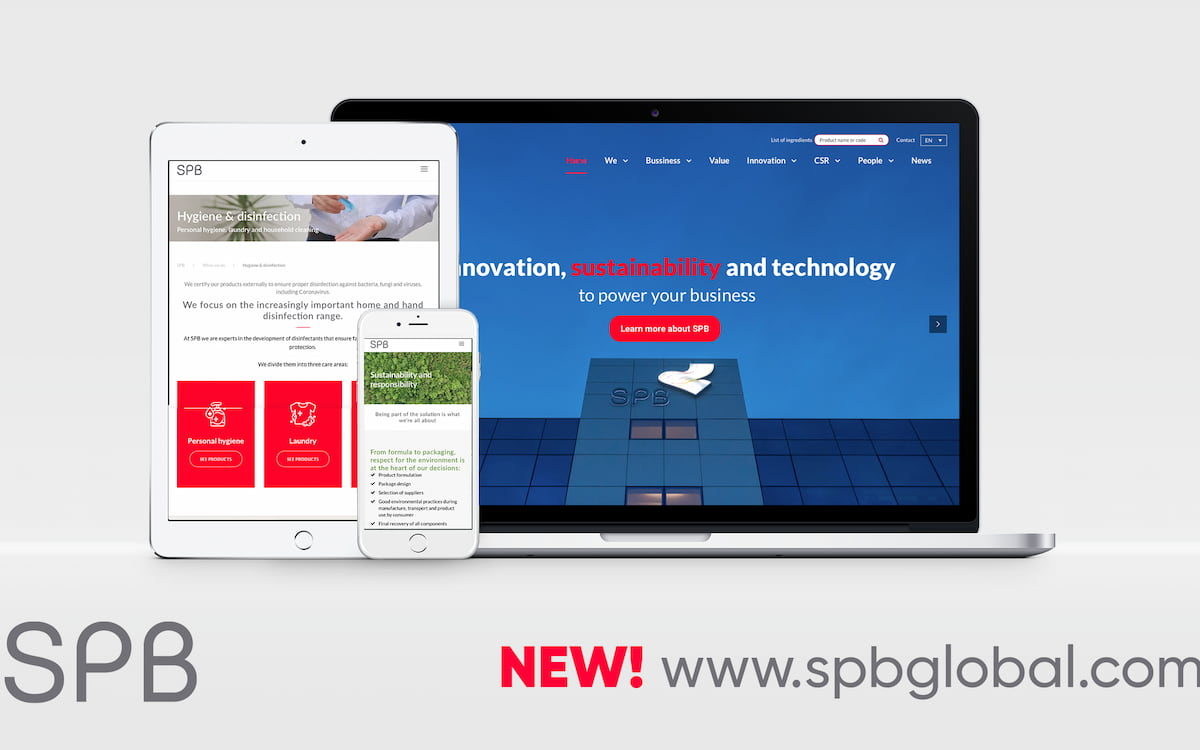 Nueva web de SPB