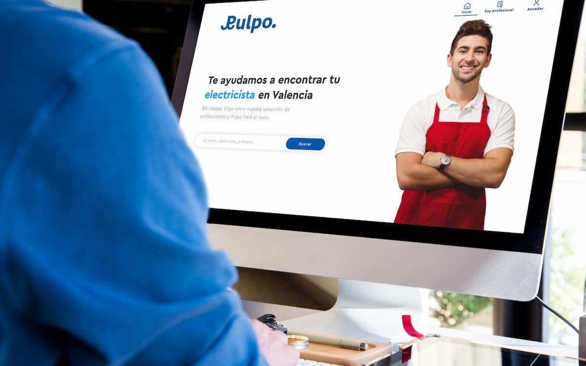 Web de Pulpo