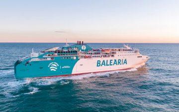 Baleària recibe el premio a la Mejor Práctica Preventiva de Asepeyo