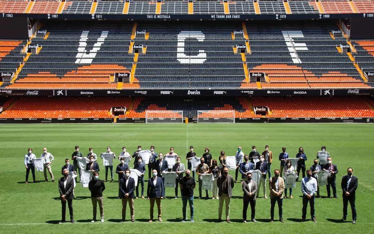 Segunda edición del Innovation Program del Valencia C.F.