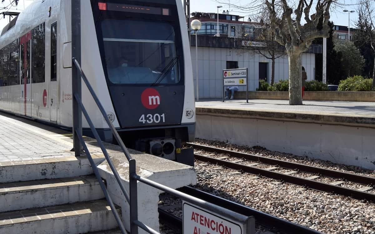 Línea 1 de Metrovalencia