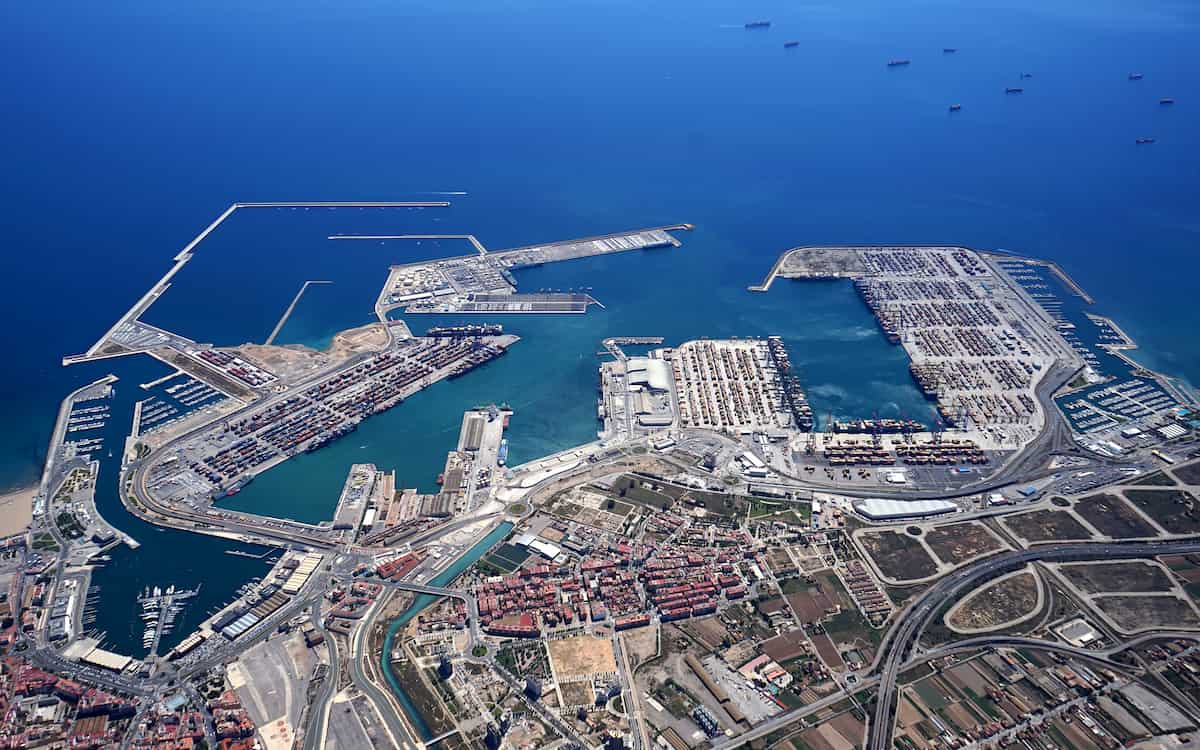 Puerto de València