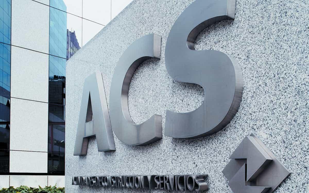 ACS. Constructoras.