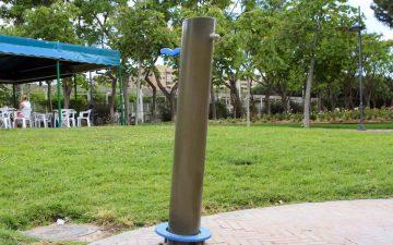 Industrias Saludes apoya el diseño con equipamientos urbanos
