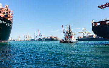 Valenciaport crece un 11% en tráfico total y de contenedores