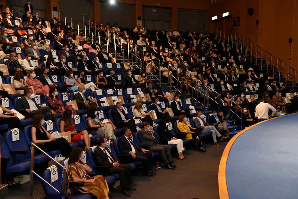 Empresas y entidades en la gala de Economía 3