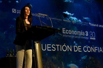 Elisa Valero, directora de Economía 3