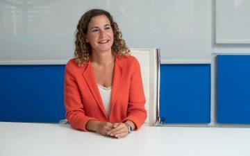 Elin Castillo Aynat, project manager de Anticipo de Alquileres