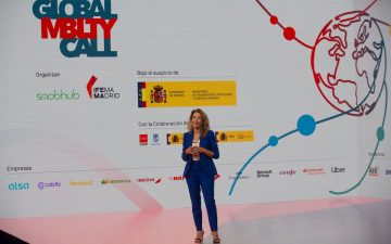 Presentación de Global Mobility Call