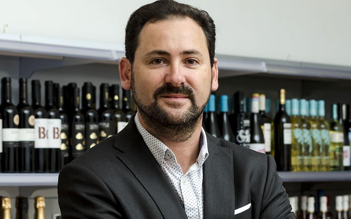 Javier Gandía, director general de Bodegas Vicente Gandía